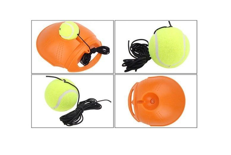 Weighted Tennis Trainer & Tennis Ball for £6.99