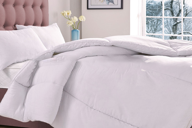 16.5 Tog Winter Warmer Duvet – 4 Sizes! from £12