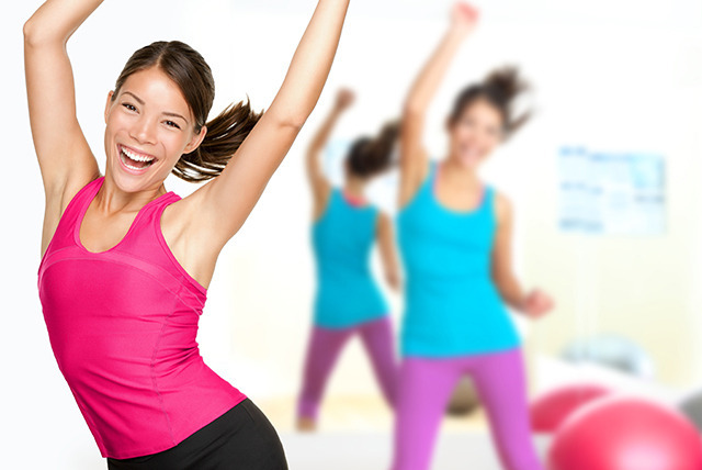 £6 instead of £27.50 for 5 one-hour Jazzercise classes, Edinburgh - save 78%