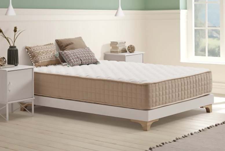 Soft-Touch BioTherm Gel Memory Foam Mattress - 3 Sizes!