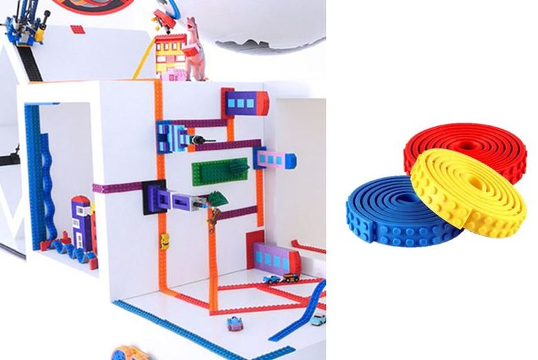 From £6.99 for a pack of four building block strips, or £12.99 for two packs – save up to 53%