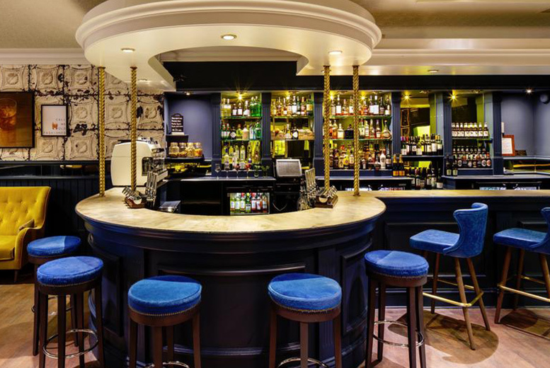 Edinburgh: 1-2nt 4* Mercure Inverness Stay, Dining, Wine & Breakfast for 2 from £95