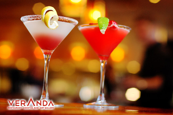 £9 instead of £18 for a 1 hour cocktail making (and drinking!) masterclass at Veranda, Brixton – learn to make a mean Martini + more & save 50%