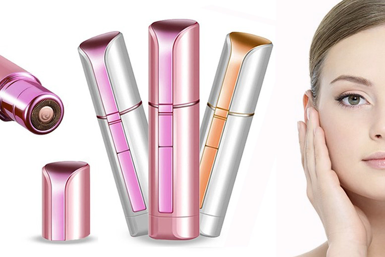 Lipstick-Style Portable Hair Remover – 3 Colours! for £8.99