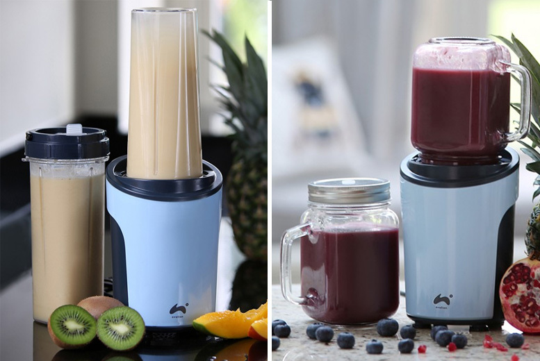 Ovation 450W Personal Blender with Mason Jar & Sports Cup for £14.99