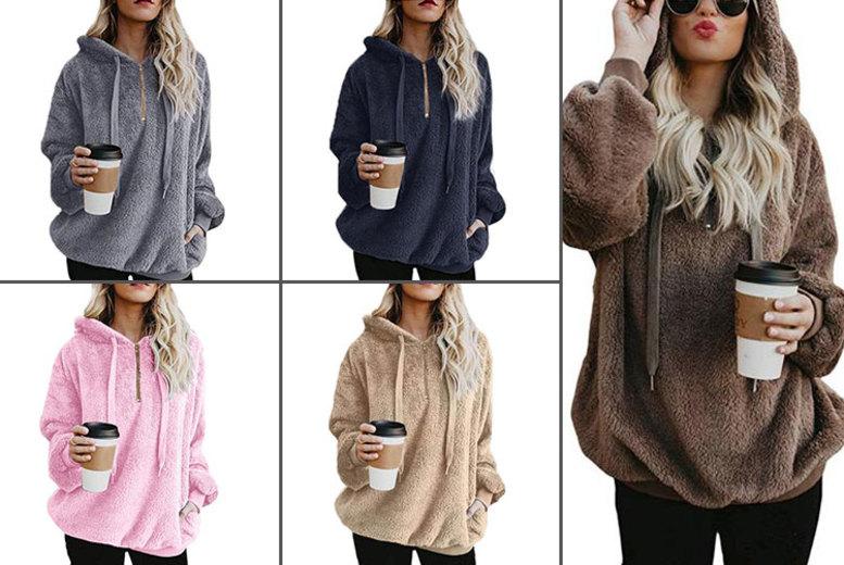 Polar Sweater – 5 Colours & UK Sizes 8-18! for £14