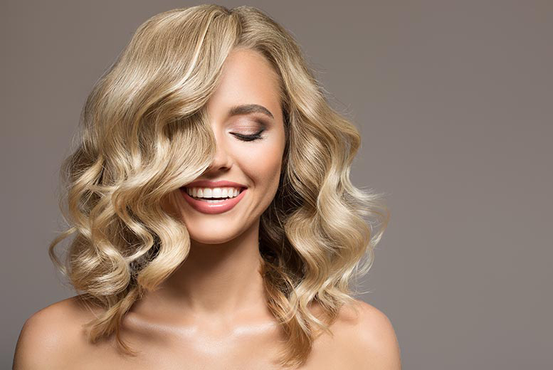Glasgow: Cut & Blow Dry @ Elizabeth Kennedy Hair Boutique – Highlights Upgrade! from £12