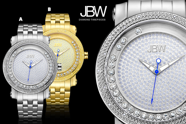 JBW 'Hendrix' Watches - 2 Styles!