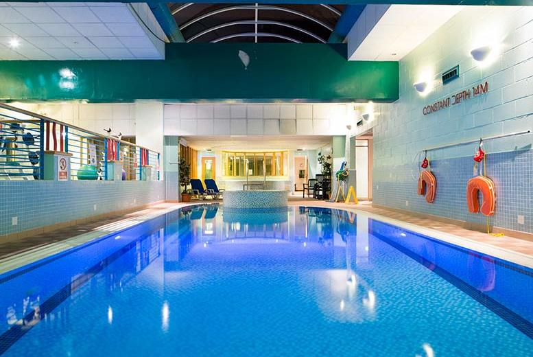 Edinburgh: 1-2nt Mercure Ayr Spa Escape, Wine, Breakfast & Late Checkout for 2 from £69